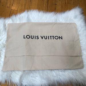 Authentic Louis Vuitton Dustbag (New Model)